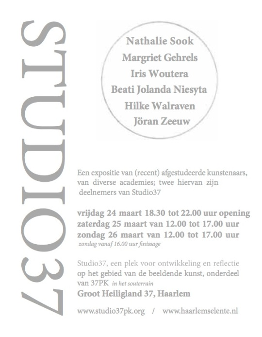 Haarlemse Lente Studio37 folder2017
